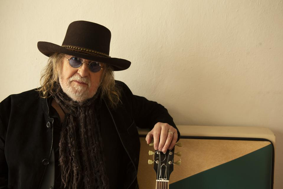 Ray Wylie Hubbard has partnered with Big Machine to release his new album, Co-Starring.