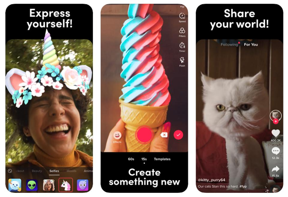 TikTok on the iOS App Store.