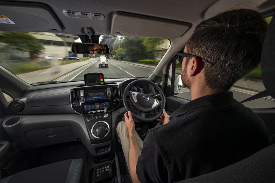 Project aslan autonomous driving safety driver