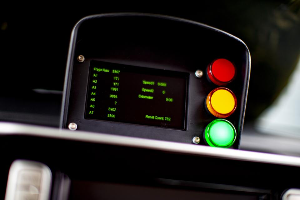 Project aslan autonomous driving hardware