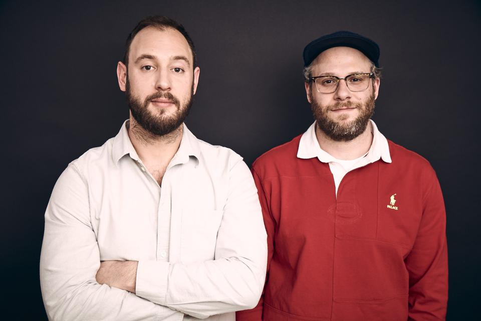 Actor-comedian Seth Rogen and his creative partner Evan Goldberg will speak at a policing, cannabis and racial justice event on July 15.
