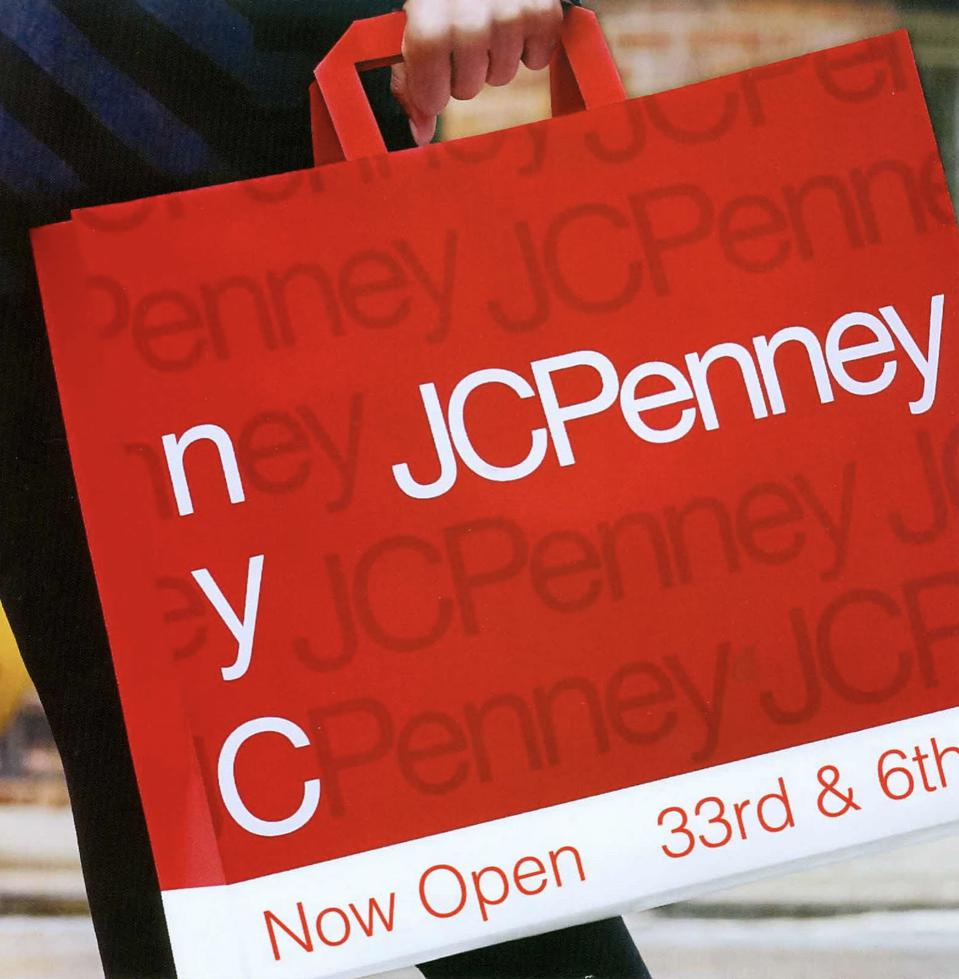 Celebrity Fashion: JCPenney Long island