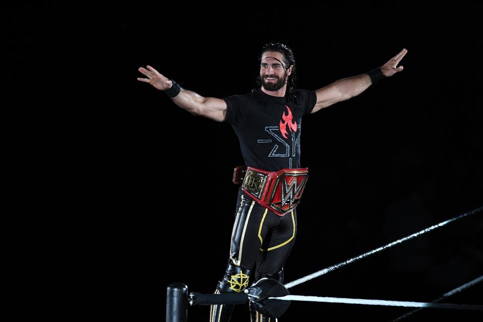WWE Live Tokyo: Seth Rollins