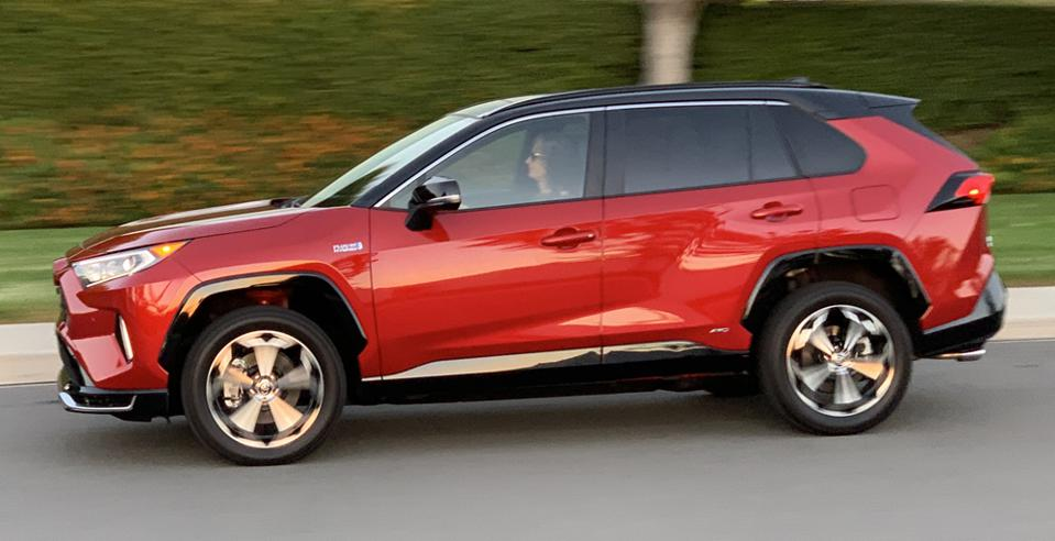 2021 Toyota RAV4 Prime Drivine