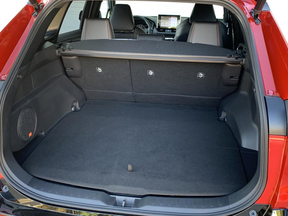 2021 Toyota RAV4 Prime Cargo