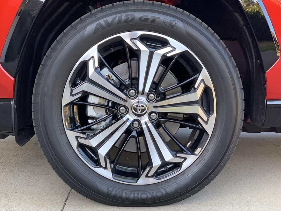 2021 Toyota RAV4 Prime XSE Wheel