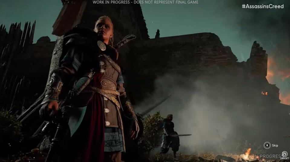 Assassin S Creed Valhalla And Far Cry 6 Impress At A Poorly