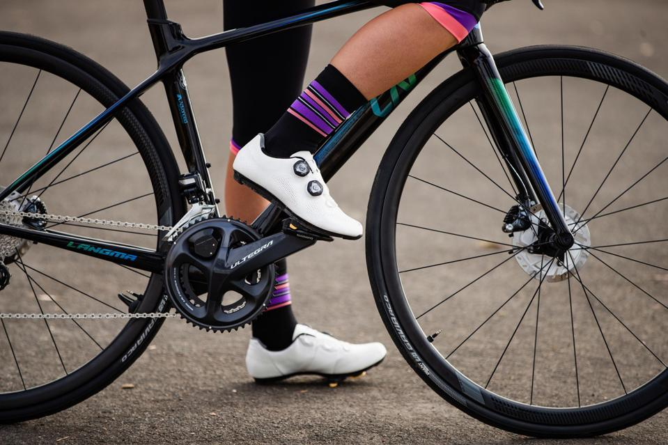 Liv woman's bike shoes