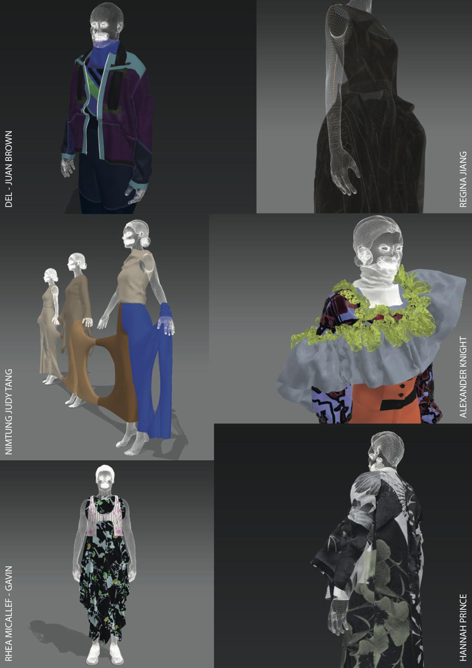 Visionary Fashion School Creates Interactive Online Game To Showcase Graduates Collections