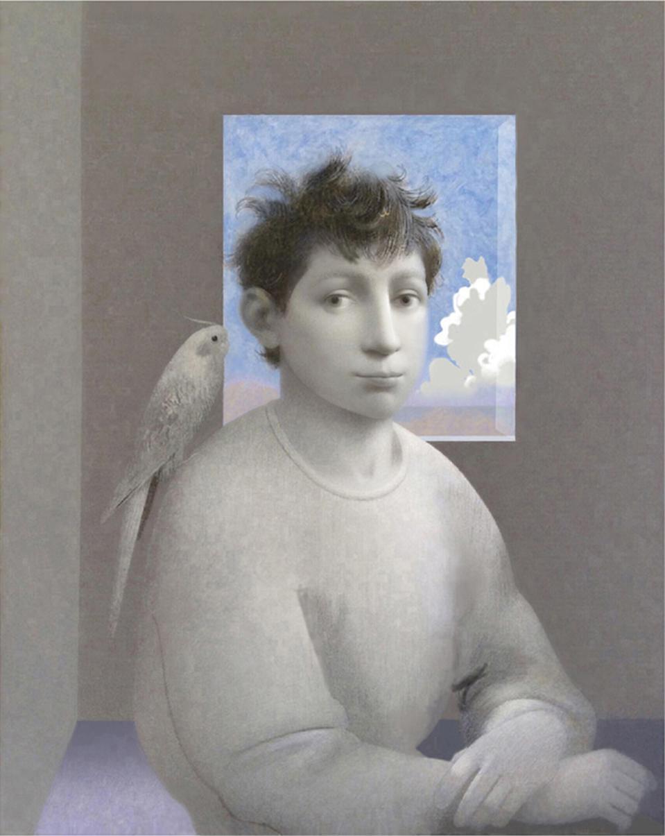 ″Boy″ by Sergey Konstantinov