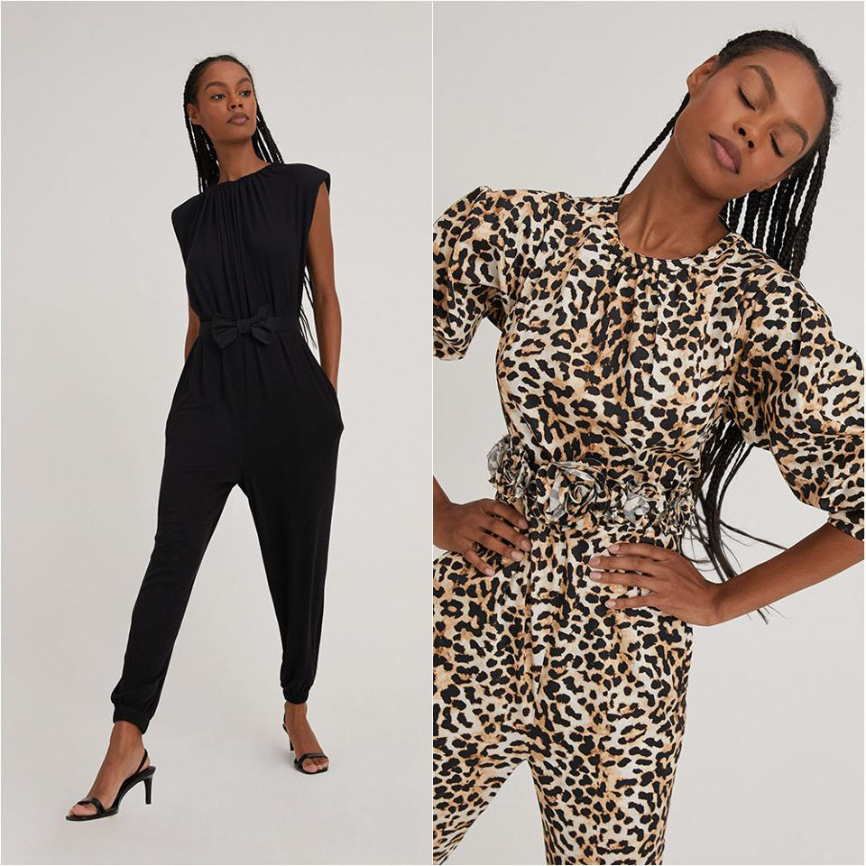 Something Navy launch silhouettes feature figure-flattering blouses, denim, dresses, jumpsuits and a sweatsuits.