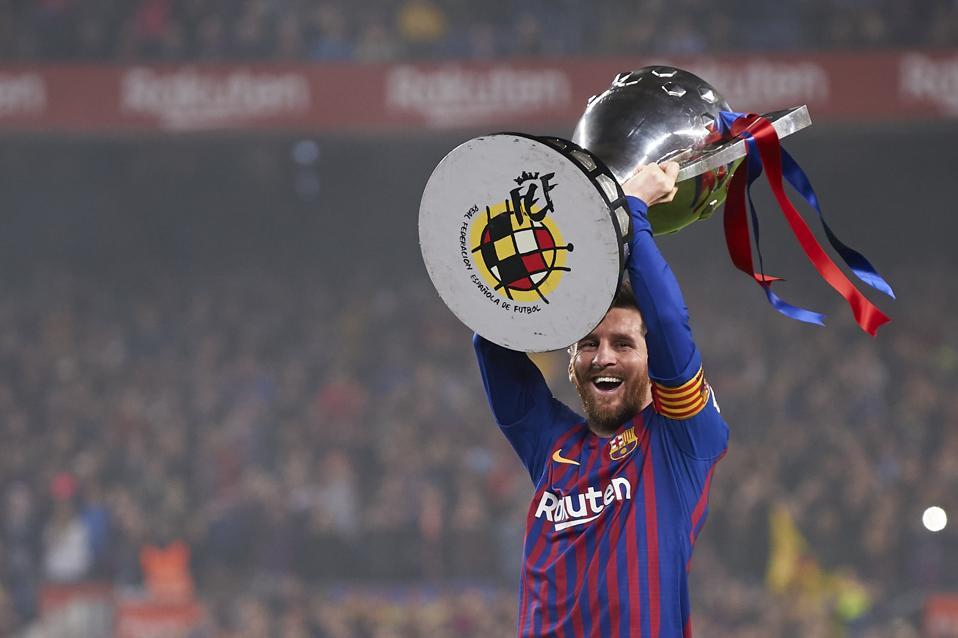 FC Barcelona believe in a La Liga title miracle.