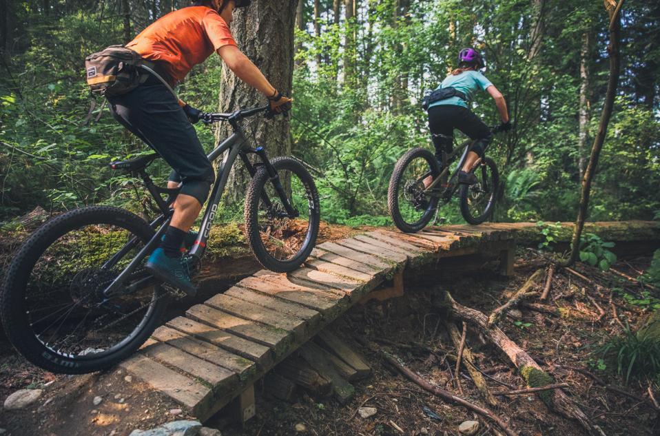 REI mountain bike Co-Op Cycles