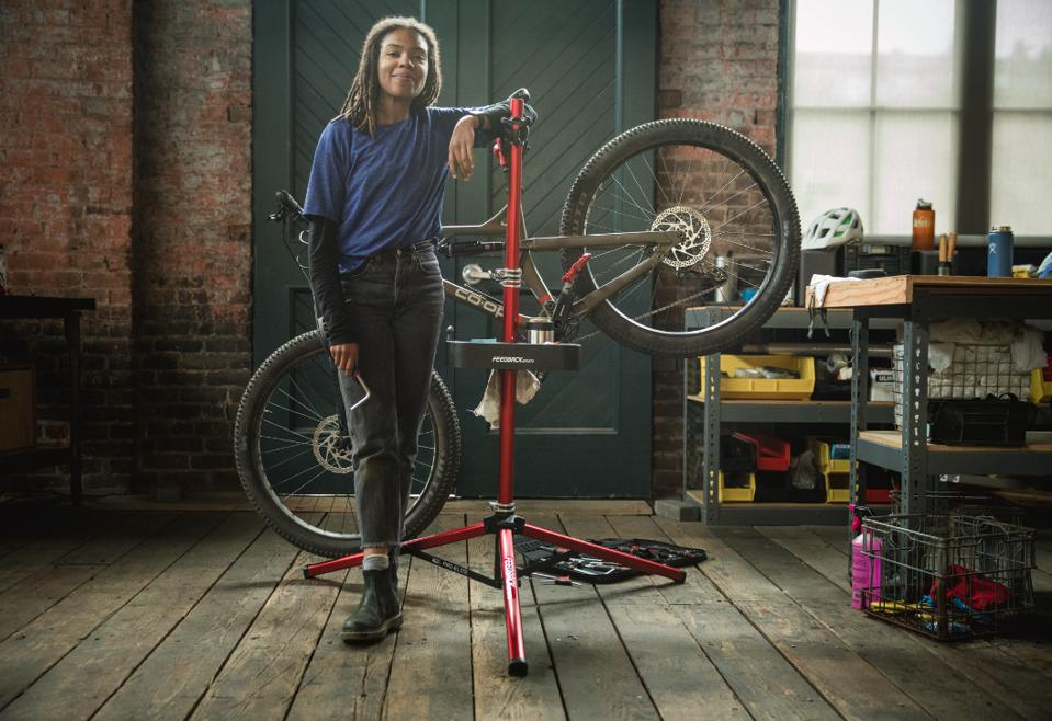 Mountain bike repair shop sales REI