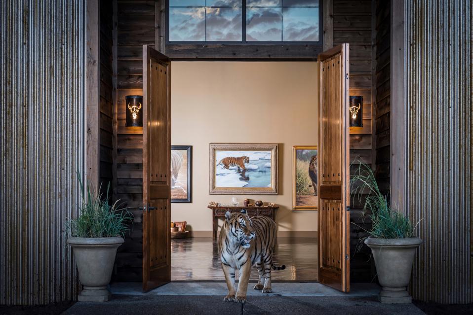 Banovich Art Center in Montana