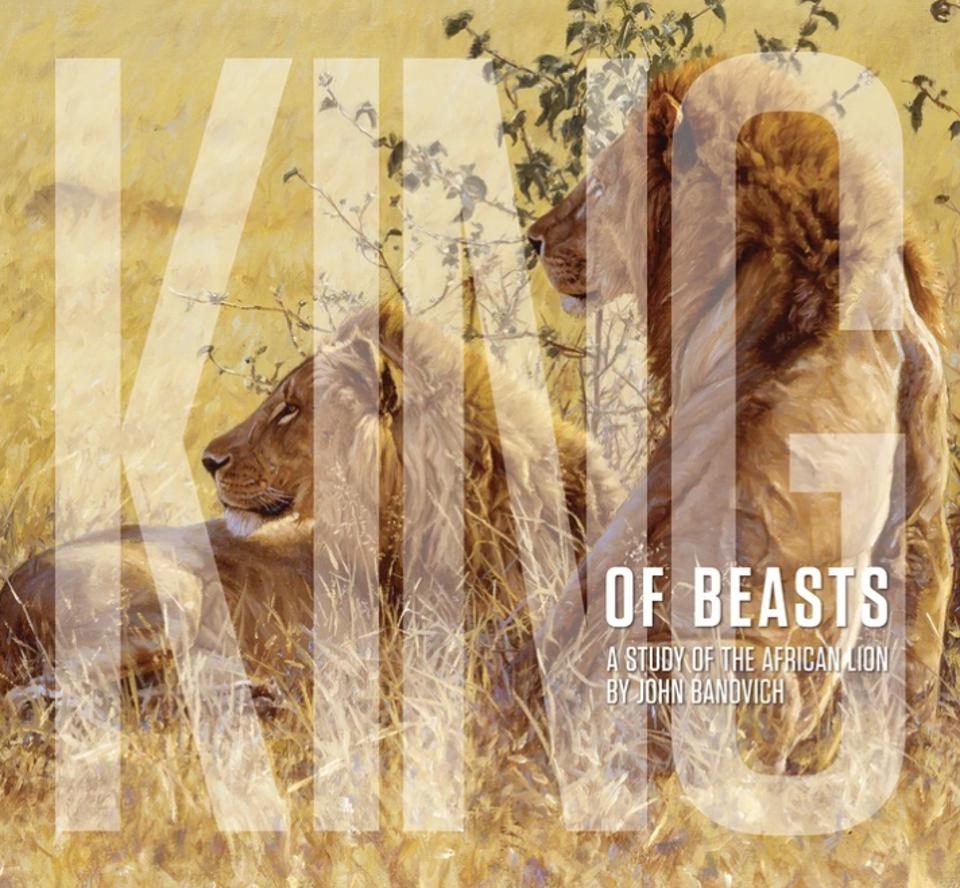 Conservation Africa News - King of Beasts book