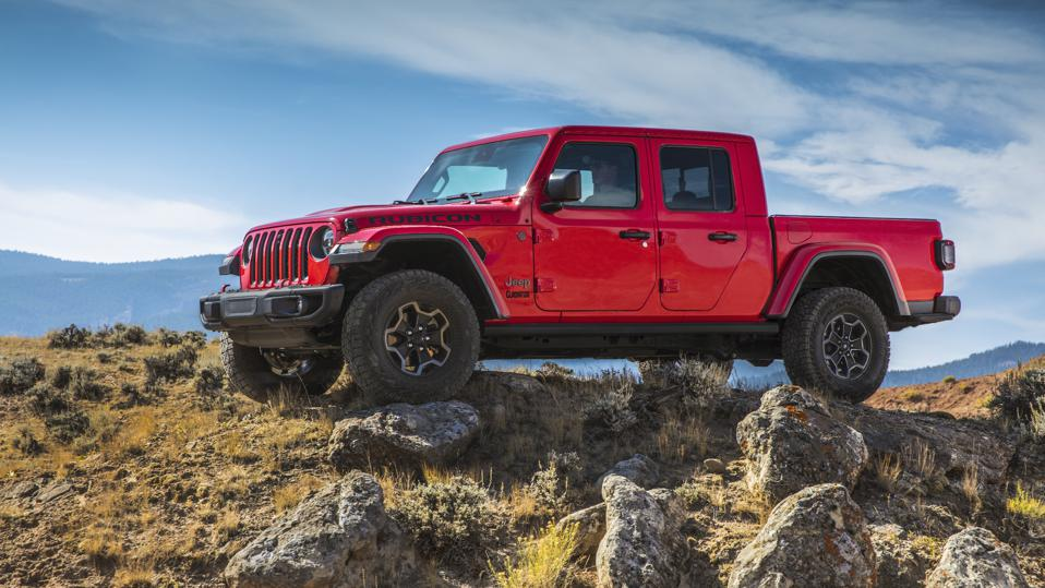Jeep Gladiator Rubicon
