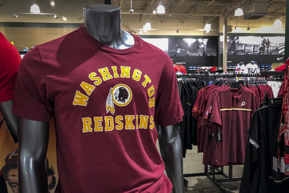 Washington Redskins Announce Name Change and Rebranding