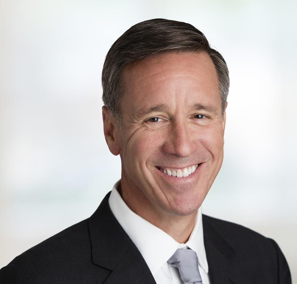 Official headshot: Arne Sorenson, President and CEO of Marriott International