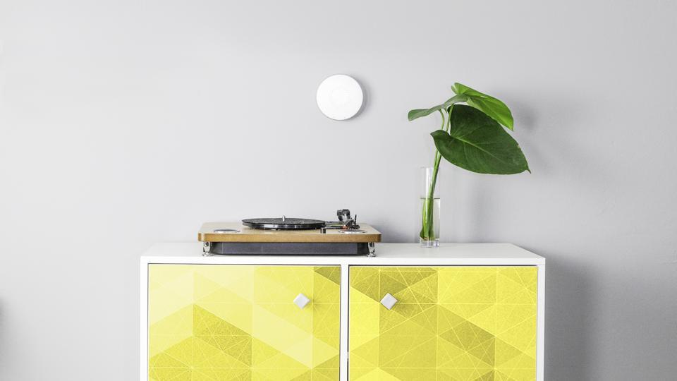 Radon detector enhances indoor air quality