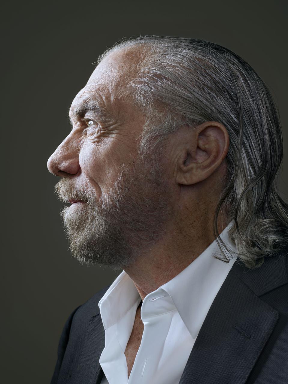 John Paul DeJoria Portrait
