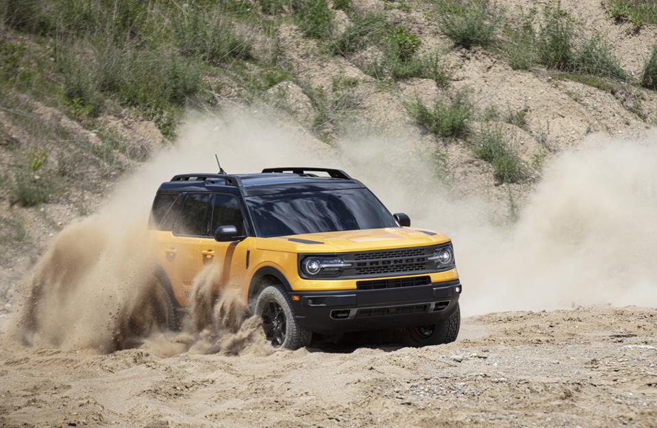 All New 2021 Ford Bronco And Bronco Sport Ford S Famous Suv Returns