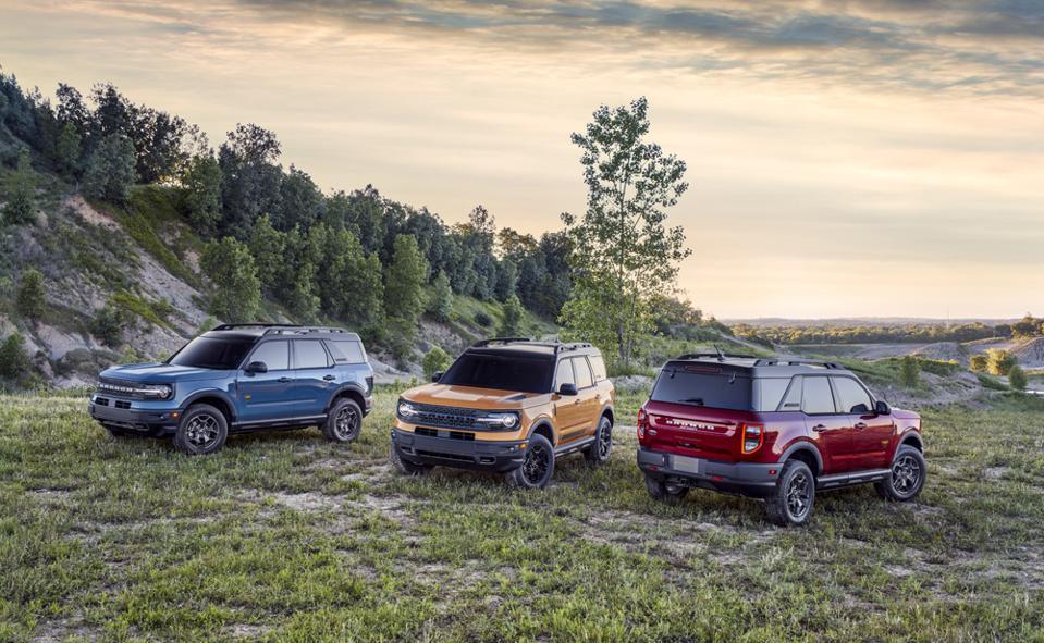 2021-Ford-Bronco-Sport-Models