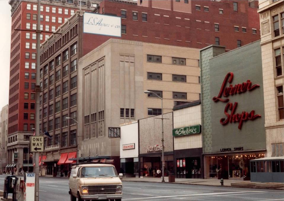 Lerner Shops LS Ayres Indianapolis