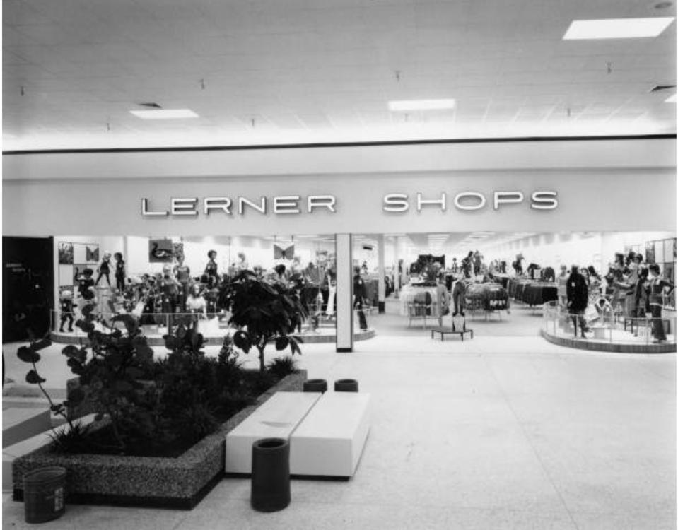Lerner Shops Tallahassee 1971