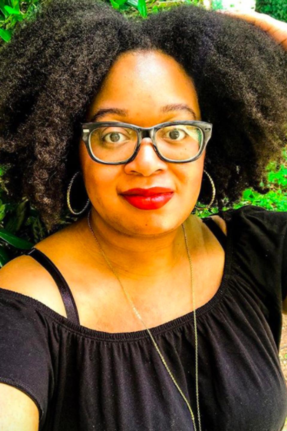 Nneka Okena in Atlanta, Georgia