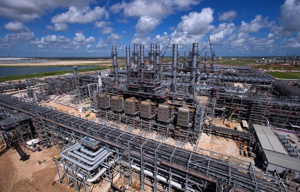 CHENIERE ENERGY LNG