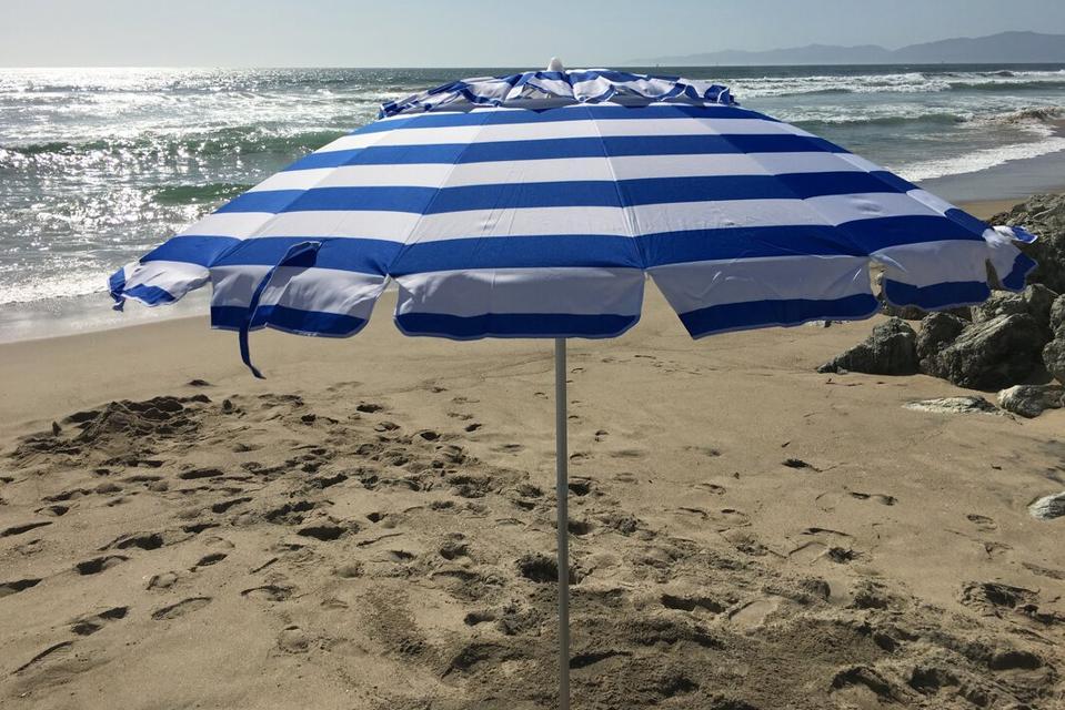 Heininger 8' Beach Umbrella