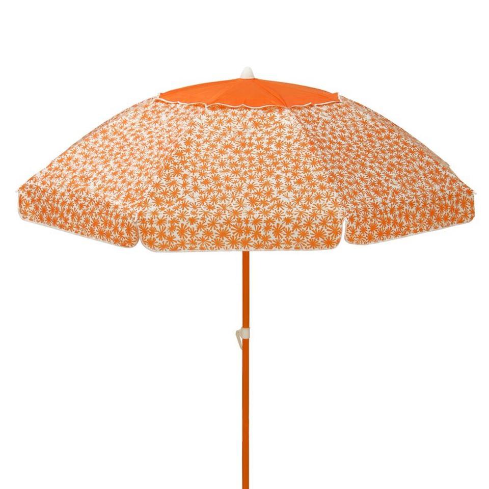 Highland Dunes Leiker Beach Umbrella