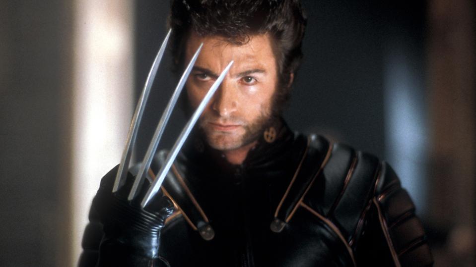 Hugh Jackman as Wolverine in Bryan Singer's 'X-Men'