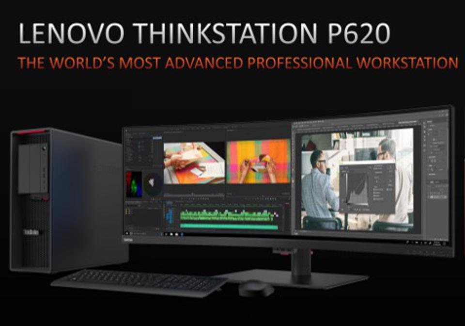 New P620 workstation from Lenovo