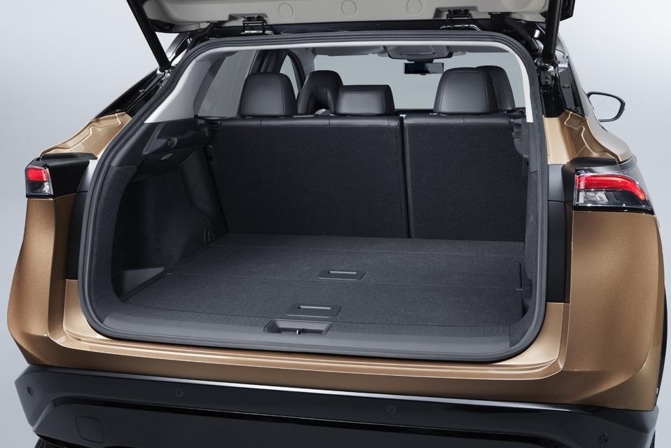 2022 Nissan Ariya EV
