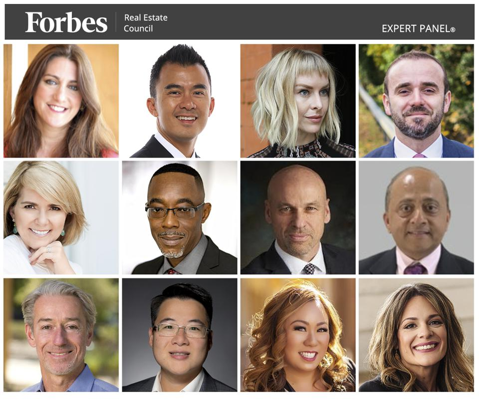 Photos of featured Forbes Real Estate Council members