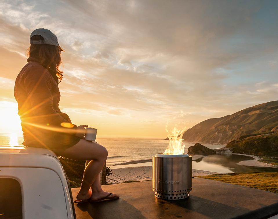 Solostove firepit