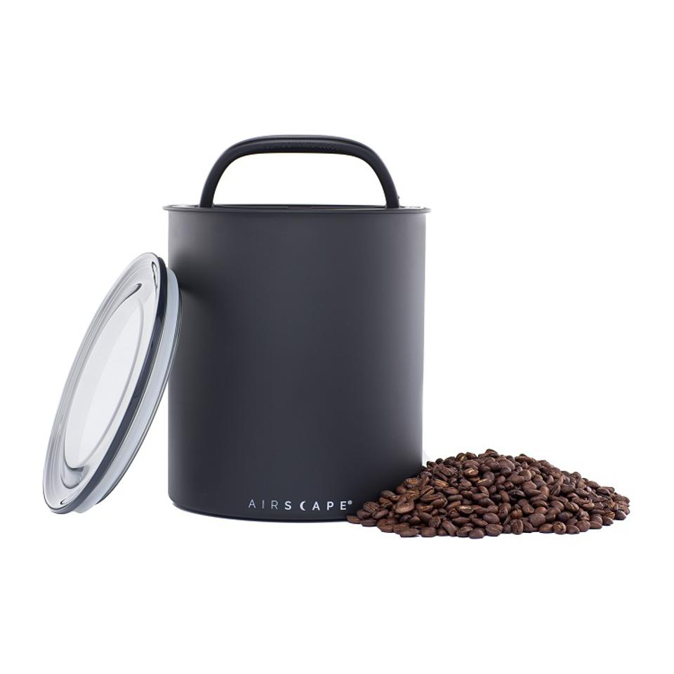 Airscape vacuum canister