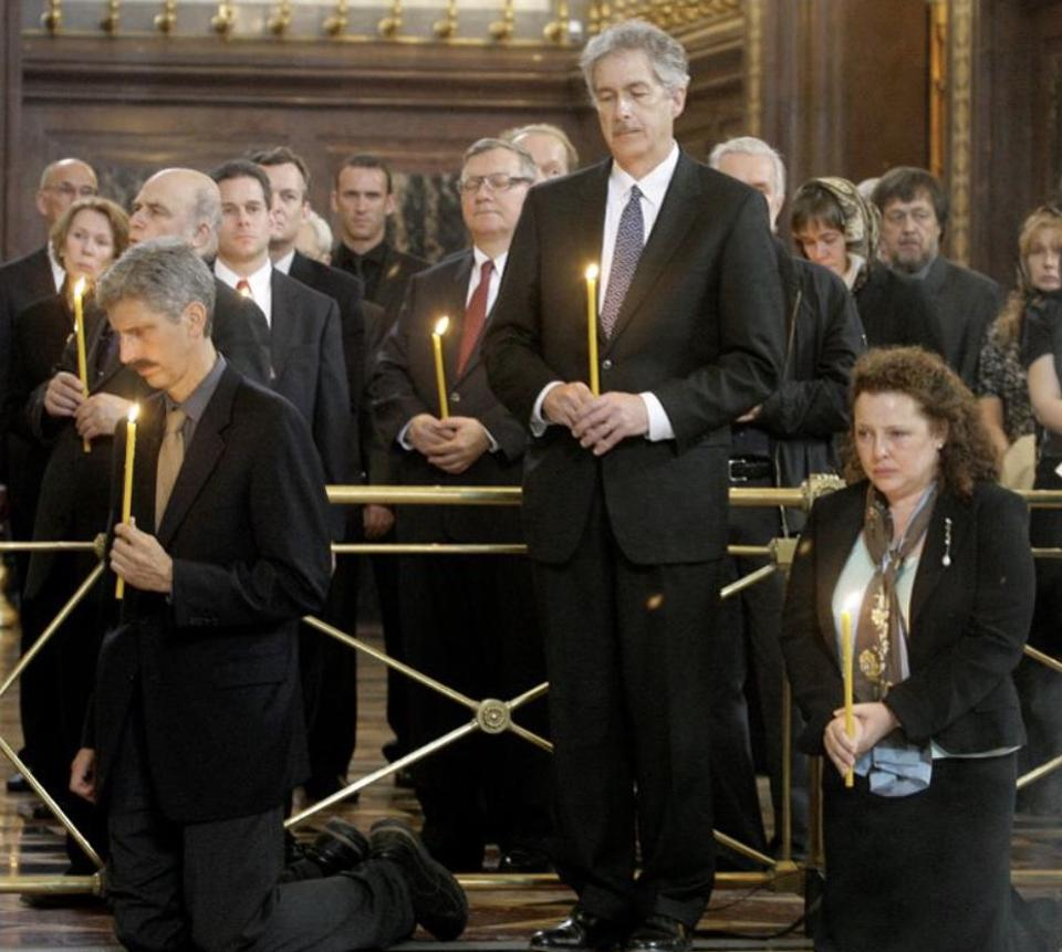 2009 ceremony in Moscow marked the 5th anniversary of Klebnikov's unsolved murder.