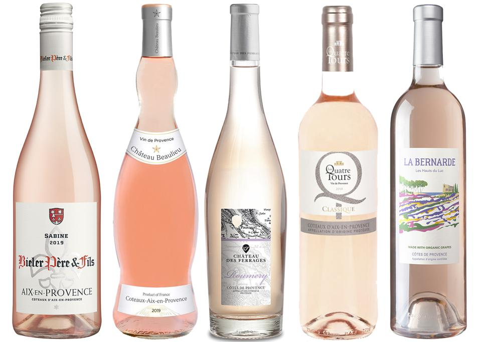 Rosé from Provence is one of the most popular summer wines on the planet.