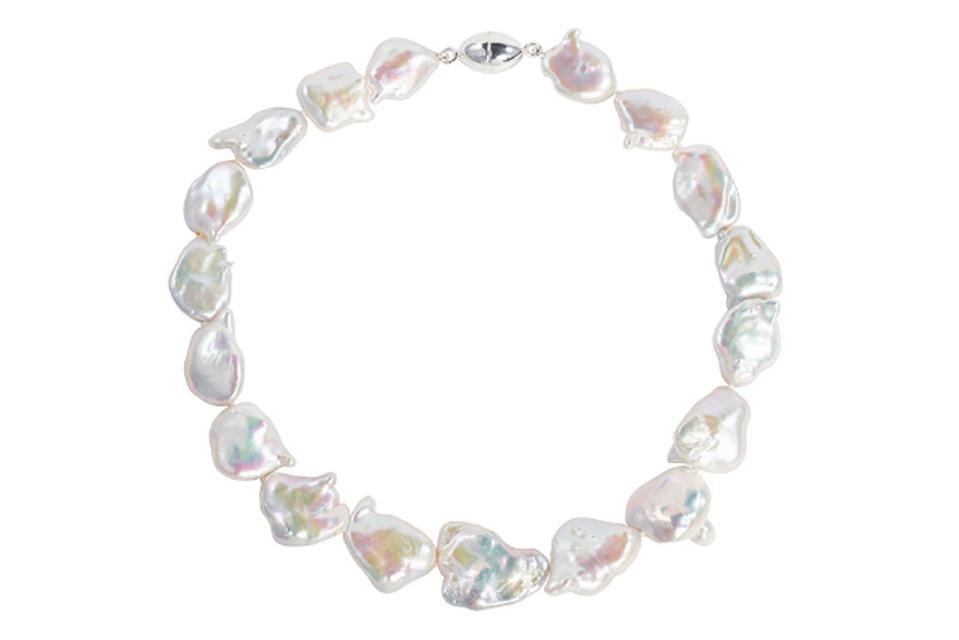 Olivia & Pearl Keshi Choker Necklace