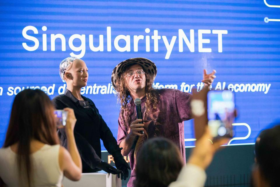 Is Artificial General Intelligence (AGI) On The Horizon? Interview With Dr. Ben Goertzel, CEO & Founder, SingularityNET Foundation