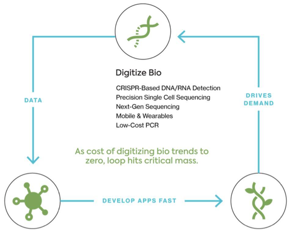 Engineering Biology Innovation Loop