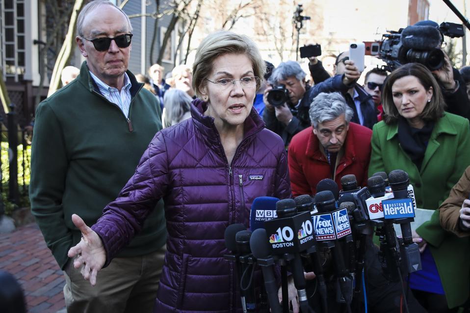 Warren wealth tax