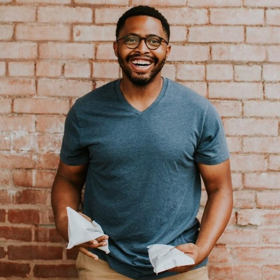Jeremiah Chapman is CEO of FreshFry.
