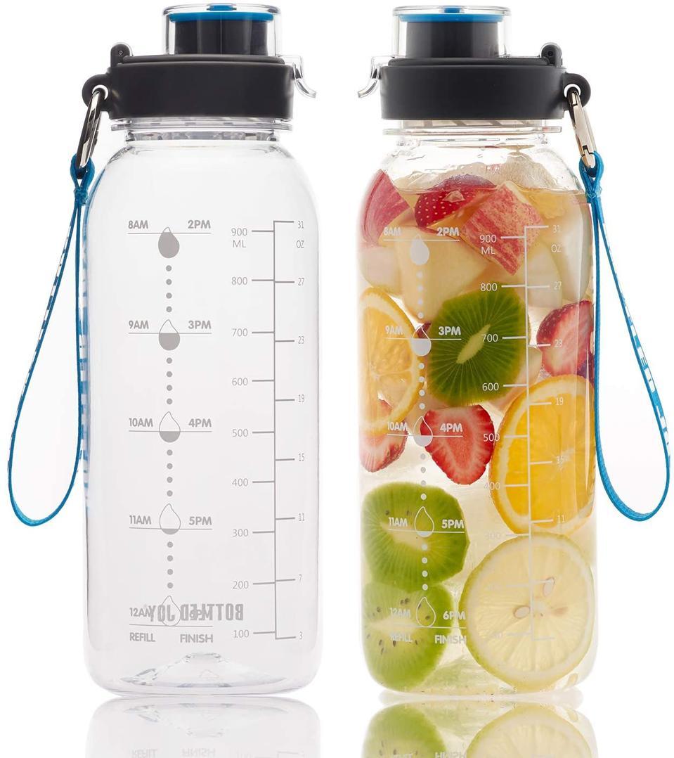 Best Air Fryer -  Bottled Joy Water Bottle
