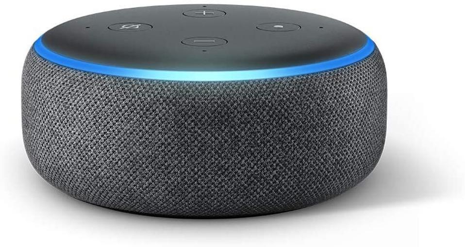 Best Air Fryer - Amazon Echo Dot 3rd-Gen