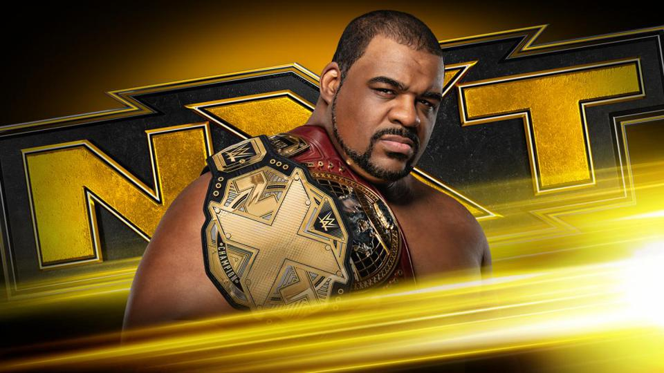 Keith Lee celebrated his NXT Championship win after becoming a historic double champion.