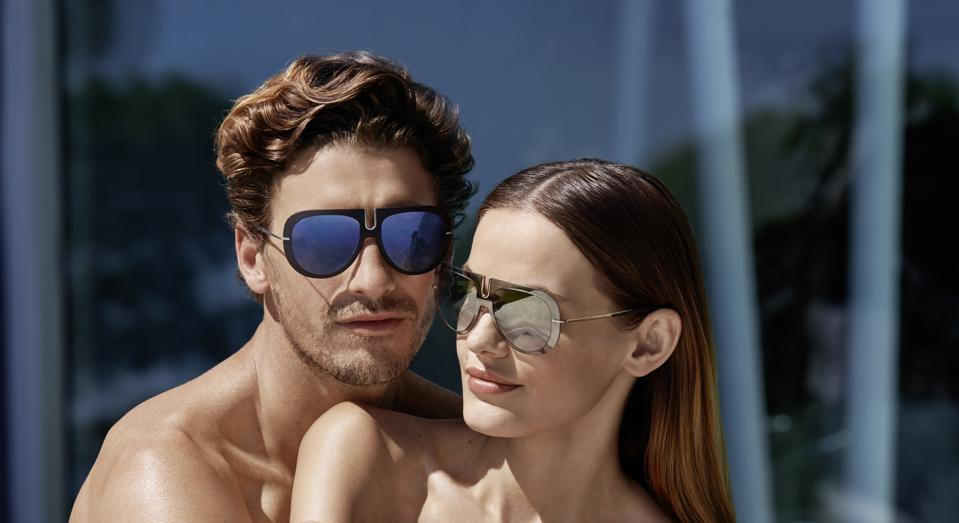Silhouette's unveils their iconic Titan Minimal Art Futura Sunglasses available exclusively at The Webster
